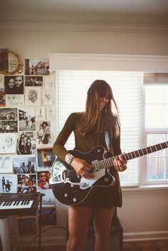 About A Girl: Tessa Barton