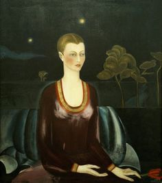 Frida Kahlo / Diego Rivera, will be side by side on the walls of the Musée de l'Orangerie 'L'Art en fusion' Frida Kahlo/ Portrait Alicia Galant/ 1927 - Frida Kahlo, Portrait of Alicia Galant - Diego Rivera Frida Kahlo, Frida And Diego, Frida Paintings, Frida Kahlo Portraits, Frida Art, Fusion Art, Art Ancien, Mexican Artists, Expositions