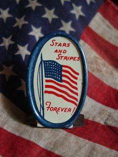 Stars and Stripes Forever! Keep it blue and keep it true.Always stand up for OUR freedoms!