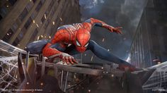PikawattGamer Official Website: Spider-Man PS4 Exclusive: Coming 2018