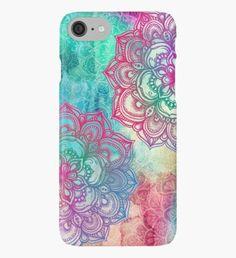 Round and Round the Rainbow iPhone Case/Skin