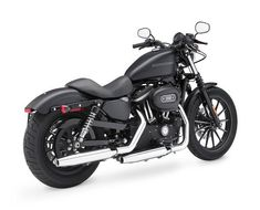 2009 Harley-Davidson Sportster 883 Iron XL883N #motorcycles, that is exactly what I want but a different color and black pipes!! Love