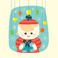 Create a Vintage-Style Christmas Card in Adobe Illustrator — Tuts