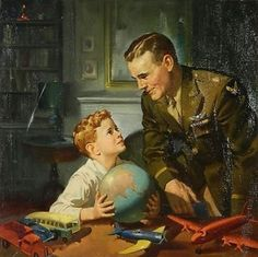 """It's Your World, Son"", George L. Rapp"
