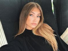 Find images and videos about girl, fashion and style on We Heart It - the app to get lost in what you love. Bad Hair, Hair Day, Let Your Hair Down, Dye My Hair, Hair Highlights, Hair Looks, Pretty Hairstyles, Hair Inspiration, Blonde Hair