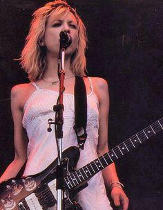 Courtney love upskirt concert