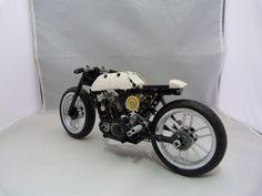 [MOC] LEGO TECHNIC – NORTON Manx 500 gp – [MOC] – NEMOOZ