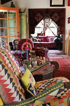 Bohemian / RocknRoll / Hippie / Gypsy / Style / Fashion / Lifestyle / Vintage / Decor / Home / Abode / Inspiration