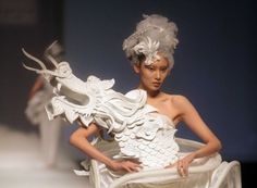 Most unusual runway looks of 2012