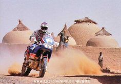Honda Africa Twin Offroad, Yamaha Xt 600, Rallye Paris Dakar, Rallye Raid, Honda Africa Twin, Greatest Adventure, My Ride, Automobile, Monster Trucks