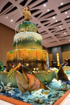 CTnow - Pictures: Connecticut Cake Competition 2012