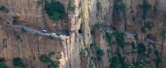 Most Dangerous Roads In The World - Top 5