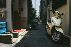 SCOOTER / RICOH GR
