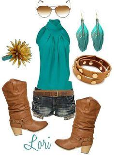 country girl fashion | Country girl! | Fashion