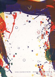 Untitled by Sam Francis / American Art