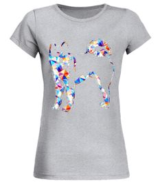 Akita Shirts - Akita Geometric Colorful Shirt Akita T-shirt