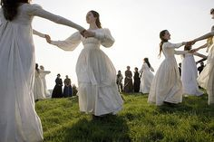Tess of the D'Urbervilles (2008)  look at those dresses