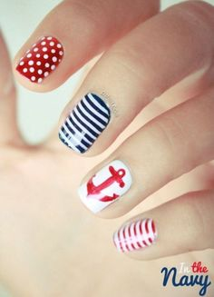 Different Cute Nail Art