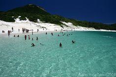 Praias mais Bonitas do Brasil, Arraial do Cabo, Rio de Janeiro