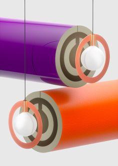 """""""Radius"""" lamp by Wishnya Design Studio"""