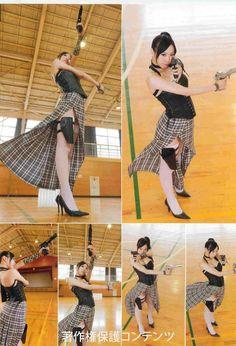 Fight schoolgirl School Battle Hen (with CD-ROM) | like in the book!