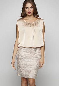 Apart Cocktailkleid / festliches Kleid - nude für 189,90 € (07.06.16) versandkostenfrei bei Zalando bestellen.