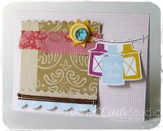 really like the design of this card. Cindy tobey