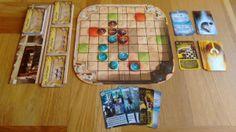 Tash Kalar: Arena of Legends - in play
