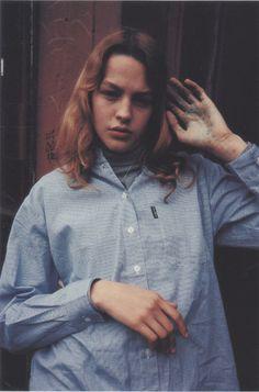 1st April 1999, Lynsey Clark 'Go Sees' Juergen Teller