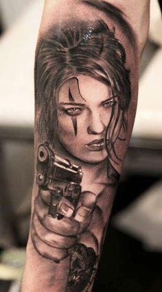 Tattoo Artist - Miguel Bohigues