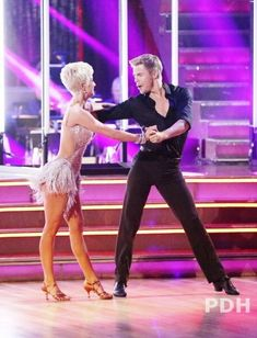 Best dance couple ever! - Dancing with the Stars @ Kellie Pickler