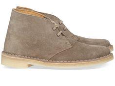 Clarks Originals boots Desert Boot pale green koop je online bij MooieSchoenen.nl
