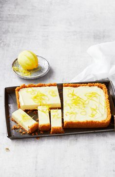 #lemon #slice #dessert #nobake