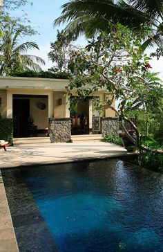 Upper Swimming Pool with View ,Kayumanis Ubud Private Villa & Spa vossy.com