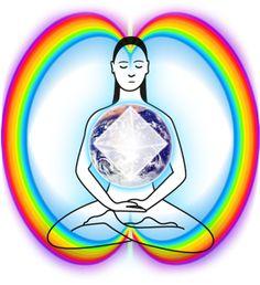 Beautiful Rainbow Bridge visualisation for Universal Peace Warrior Symbols, Alchemy Symbols, Cree Indians, Fairy Tale Images, True Yoga, Portal, Rainbow Warrior, To My Future Husband, Compass Rose