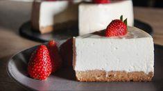 Γιαουρτόπιτα με 4 Υλικά (Cheesecake Φούρνου) - 4 Ingredient New York Che...