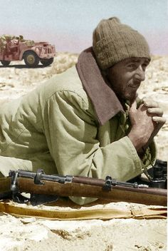 """LRDG, Long Range Desert Group 1940-1943 These real life heroes were the inspiration for the TV Series """" The Rat Patrol"""" starring Christopher George"""