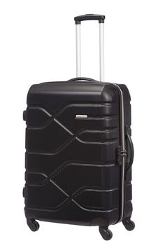 American Tourister Houston City Spinner M Black