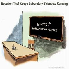 Equation That Keeps Laboratory Scientists Running