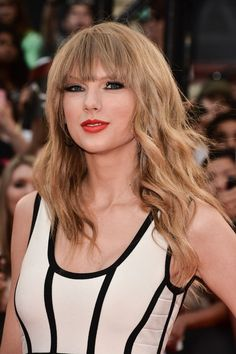 Taylor Swift at the 12th Annual MuchMusic Video Awards in Toronto on June 16, 2013