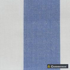 Gummerson - Avalon-Stripe Sea-Mist Uncoated 140cm   Ideal Drape Makers