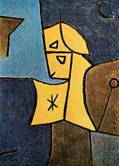 Paul Klee - Guardian Celeste, 1948