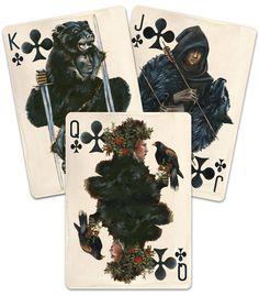PAGAN Custom Playing Cards by Uusi — Kickstarter