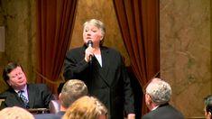 Amazing Gay Marriage Speech Goes Viral (Maureen Walsh), via YouTube.