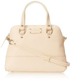kate spade new york Grove Court Maise Top Handle Bag,Raw Almond,One Size kate spade new york http://www.amazon.com/dp/B00FLCWPQY/ref=cm_sw_r_pi_dp_DYQNtb0365F7WR6X