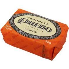 Phebo Phebo Body Soap - Sabonete Phebo Naturelle from Rio, Brazil