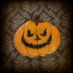 And now for something completely different! I loved doing a dark theme for a change. #creepy #jackolantern #pumpkinhead #everythingpumpkin #royalicing #partyfavours #partyfavors #frostmebeautiful #halloweencookies #halloweenparty halloween #bc #sweettreats #sugarcookie #sugar #smallbusiness #coquitlam #northvancouver #westvancouver #whiterock #burnaby #surrey #langley #vancouver #portmoody #squamish #chilliwack #whistler #whynot #edible