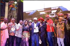 Sunny Ade Adekunle Gold M.I Phyno Tekno Yemi Alade others to usher Lagosians into 2017 at One Lagos Fiesta