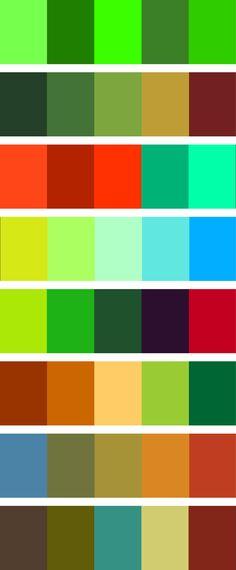 Colour ideas.