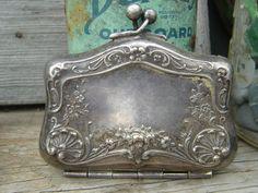 antique coin purse
